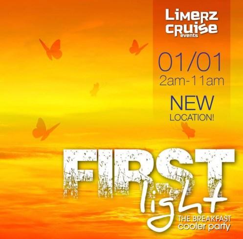 Limerz Cruise First light 2019