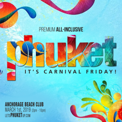 Phuket Trinidad Carnival 2019
