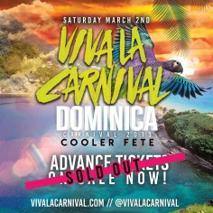 Viva La Carnival Dominica Carnival 2019