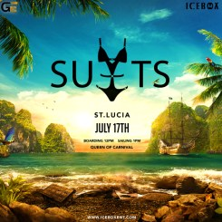 Suits St Lucia 2019