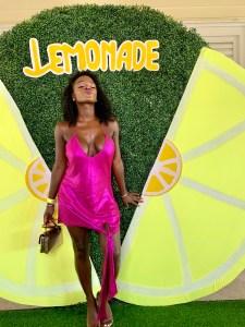 GC @ Top shelf Events Lemonade