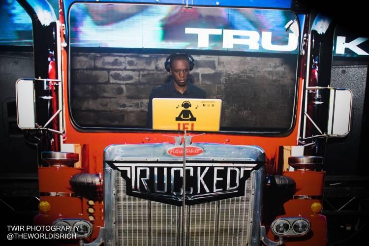 Trucked DJ JEL