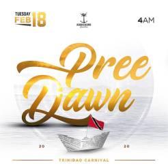Pre Dawn 2020 Trinidad Carnival