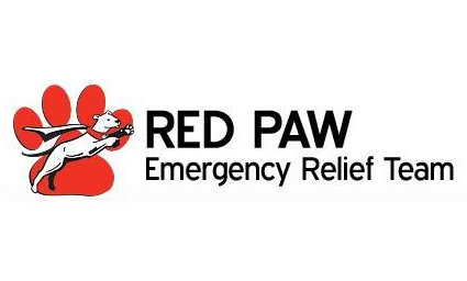 Red-Paw Logo