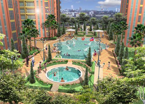 The Venice Pool