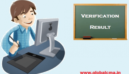 ICAI-CMA Result Verification Dec 2018