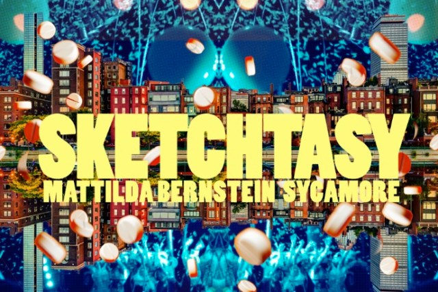 The cover of sketchtasy