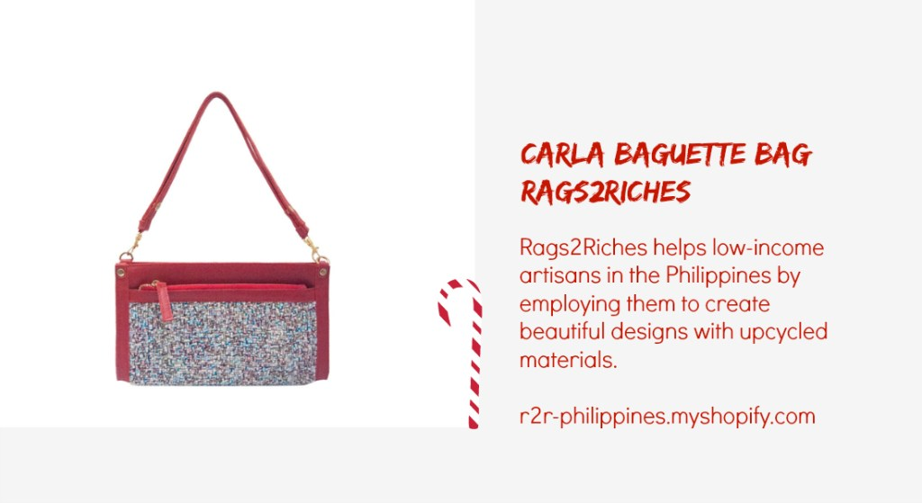 Rags2Riches - social enterprise holiday gifts