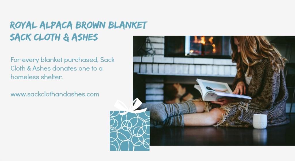 Sack Cloth & Ashes - social enterprise holiday gifts