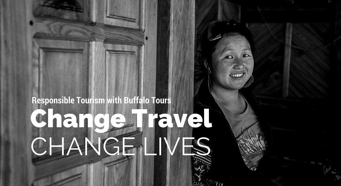 Responsible Tourism with Buffalo Tours