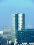 Hochhäuser in Düsseldorf