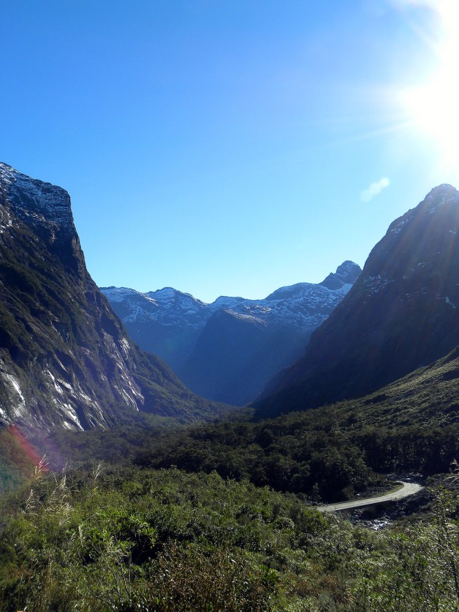 MacKinnon Pass on our New Zealand road trip