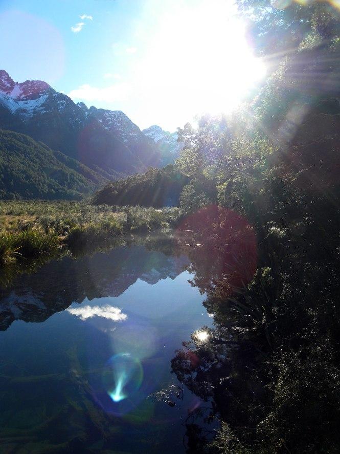 Mirror Lakes, Fjordland National Park