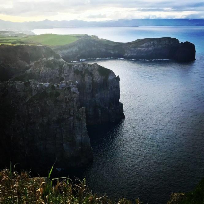 Ponta do Cintrao Sao Miguel Azores