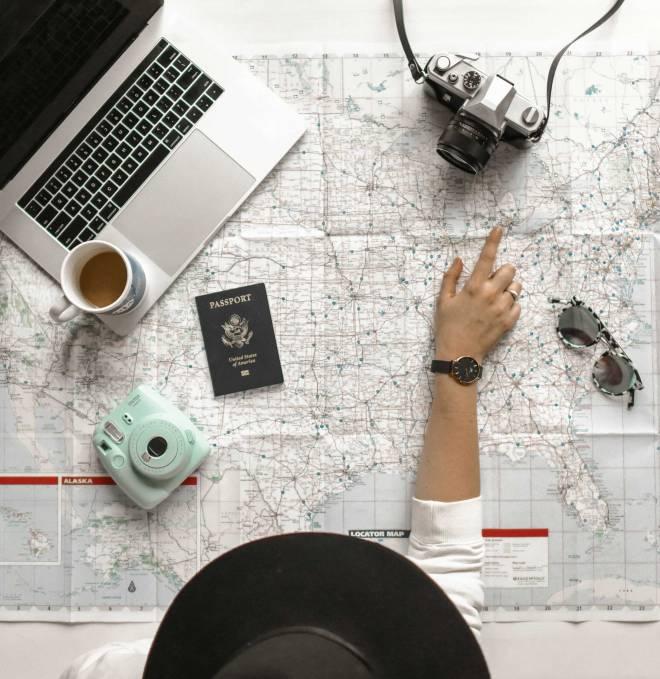 Travel planning, Element5, Unsplash.com