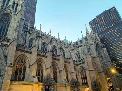 NYC cathedral