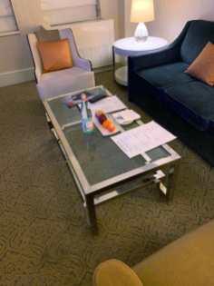 New York hotel room