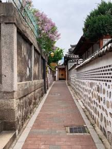 Bukchon Hanok in Seoul, South Korea