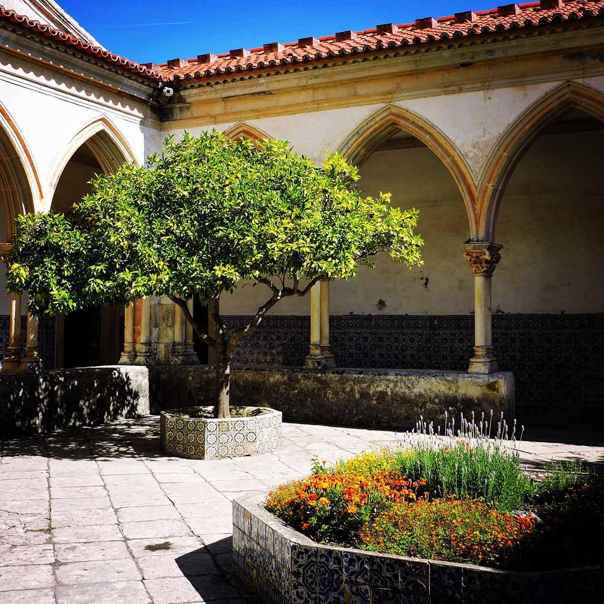 Jeronimos Monastery in Belem, Lisbon