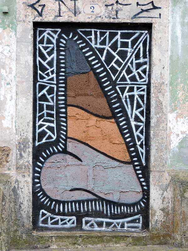 More street art in Sao Miguel