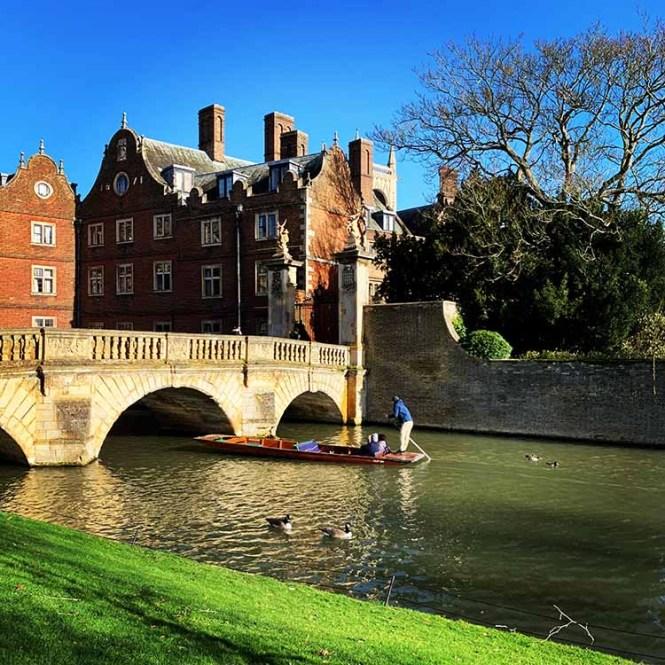 Cambridge boat