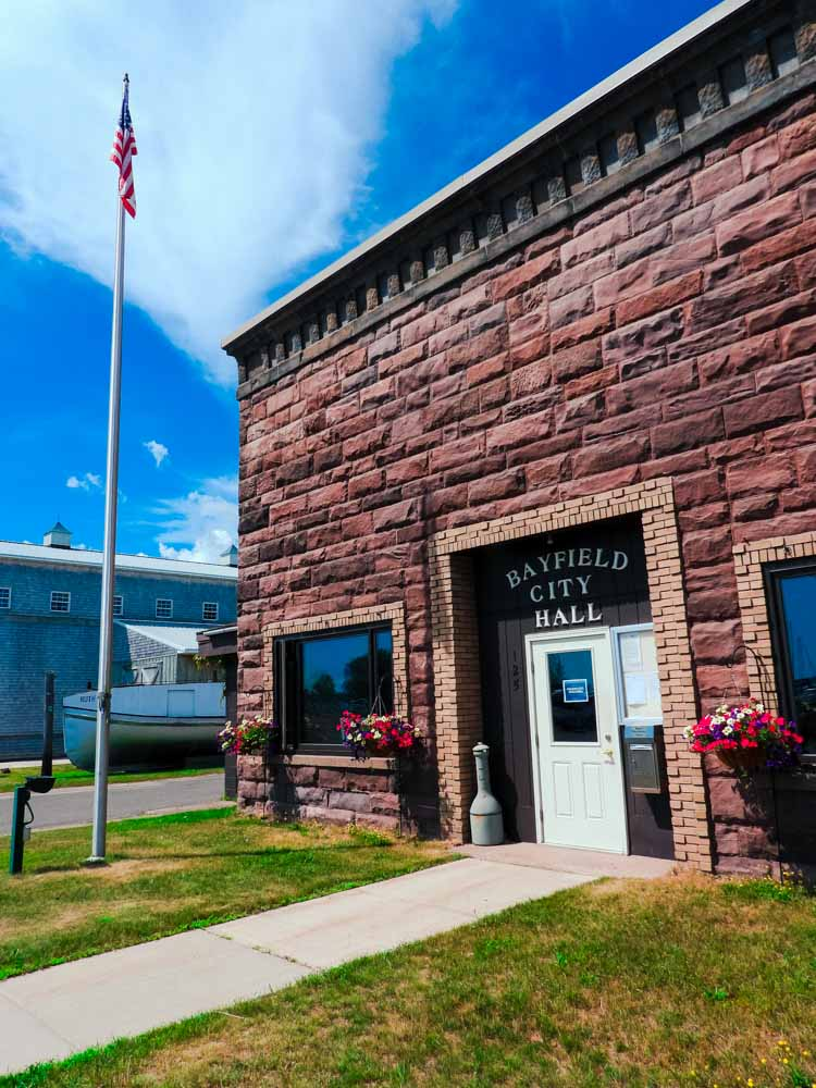 Bayfield City Hall