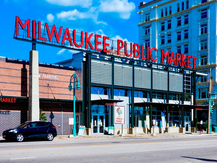 Public Market in Milwaukee