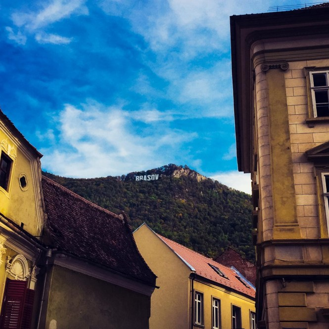 Brasov, Romania, a gorgeous hidden gem in Europe.