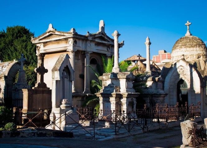 Barcelona Poblenou Cemetery
