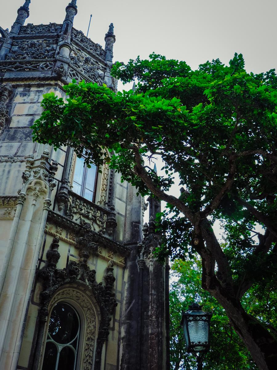 Quinta da Regaleira house detail