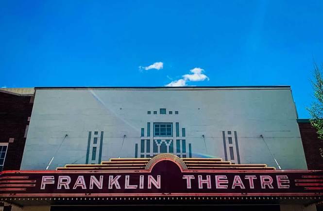 Franklin, TN Theatre front
