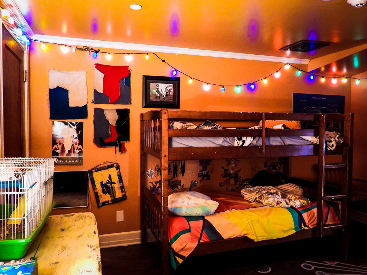 HOER kids bedroom
