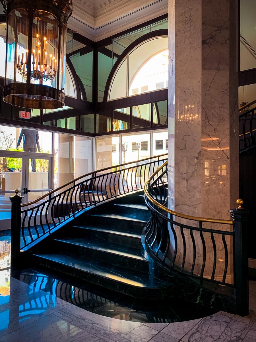 Hotel Paso Del Norte lobby