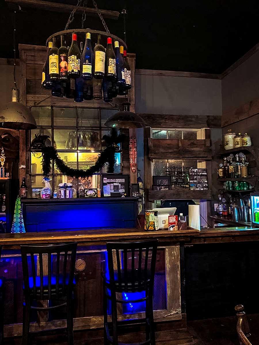 Kimbros bar