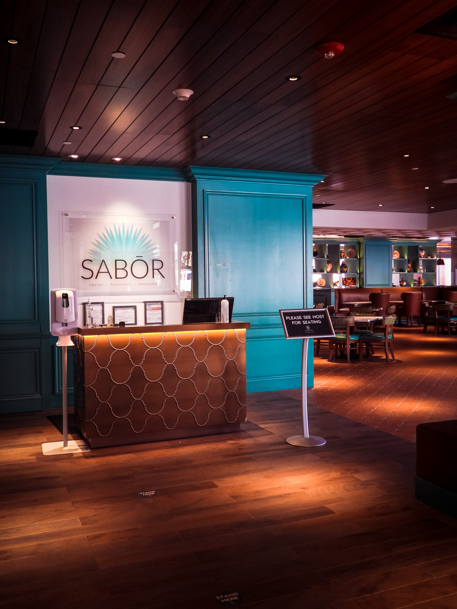 Sabor at Hotel Paso Del Norte