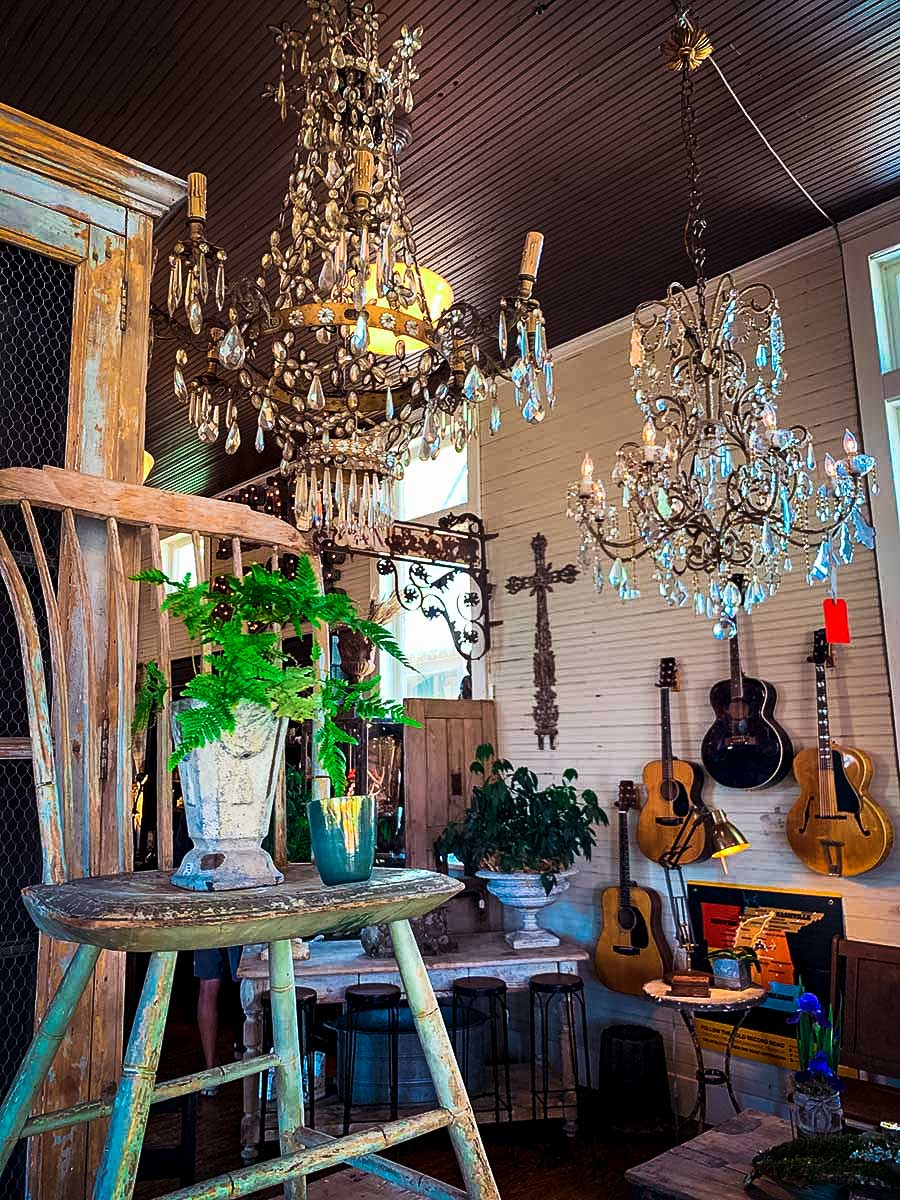 Serenite Maison instruments, one of many awesome things to do around Franklin, TN