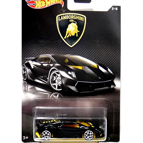 Hot Wheels Lamborghini Series Lamborghini Sesto Elemento