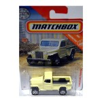 Matchbox 1953 Jeep Willys Pickup Truck Global Diecast Direct