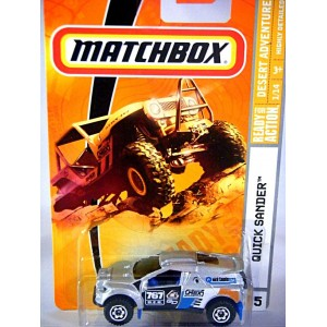 Matchbox Quicksander Off Road 4x4 Race Car - Global ...