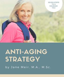 Anti-aging strategy- FREE ebook