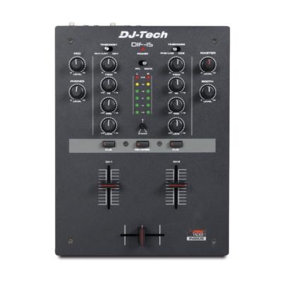 best dj mixer DJTECH DIF-1S