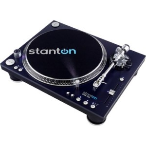 Best dj turntables STANTON STR8 150