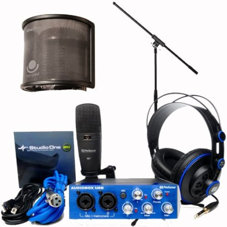 The Best Home Recording Studio Bundles and Packages ...