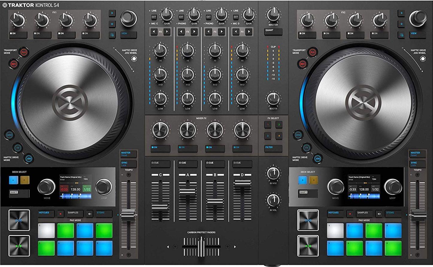The Best DJ controller for Traktor Pro - Global Djs Guide