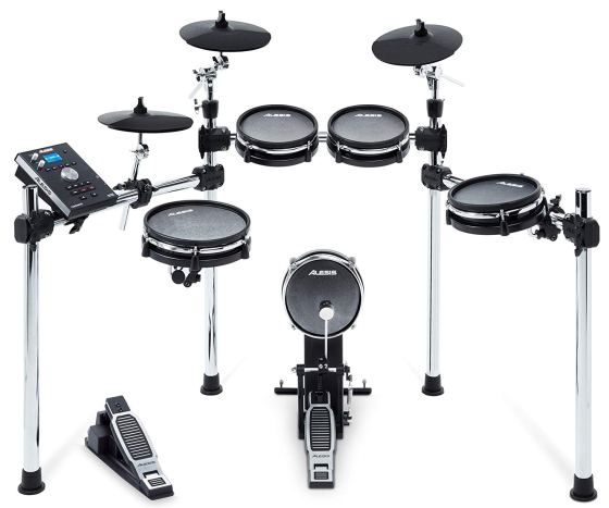 Alesis Command Mesh Kit-8-Piece Electronic Drum Kit