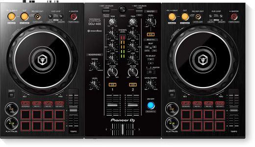 Pioneer DJ DDJ 400 2 Channel Controller -rekordbox