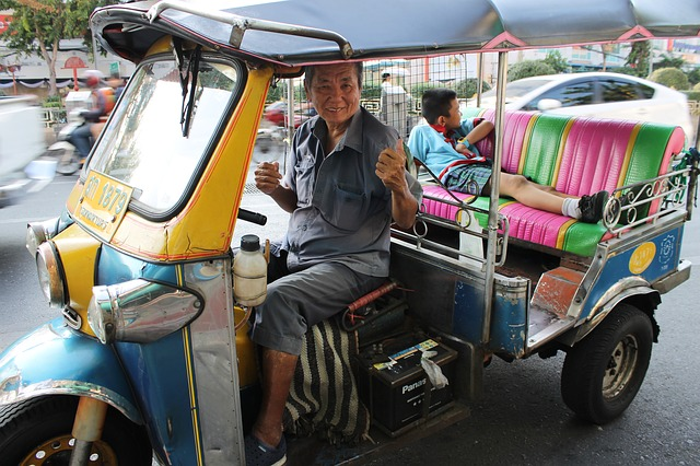 Local Transport in Southeast Asia