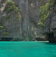 Beautiful Maya Bay