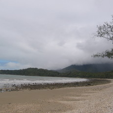 Port Douglas beach stretch