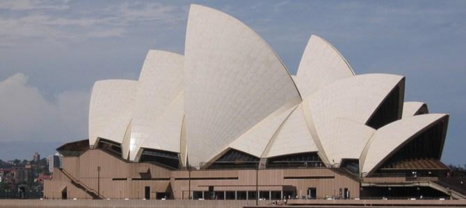 Sydney, Australia – G'Day Mate!